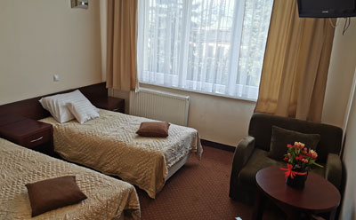 Usługa hotelowa